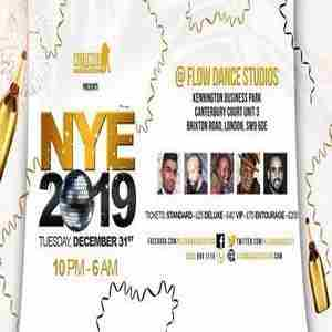 New Years Eve 2019 - White, Gold & Black - NYE Kizomba Party in London on 31 Dec