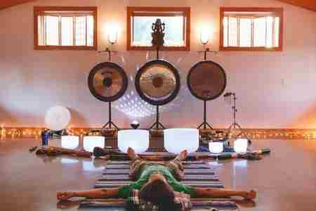 Sound Bath Sanctuary @ Reflections Books in Coquitlam on 5 Feb
