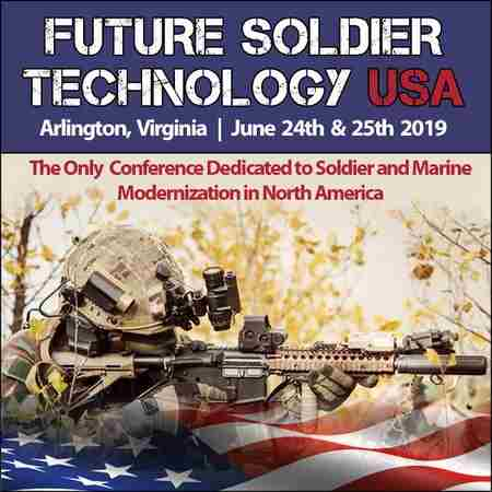 FUTURE SOLDIER TECHNOLOGY USA in Arlington on Monday, June 24, 2019