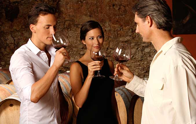 Gunpowder Wine Trail Ultimate Tasting Experience in BelAir on 1 Mar