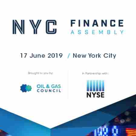 New York City Finance Assembly in New York on 17 Jun