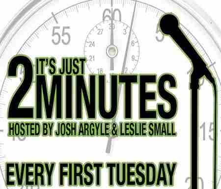 It's Just Two Minutes: The Improvised Standup Comedy Game Show on 5 Mar 2019 in San Francisco on Tuesday, March 5, 2019