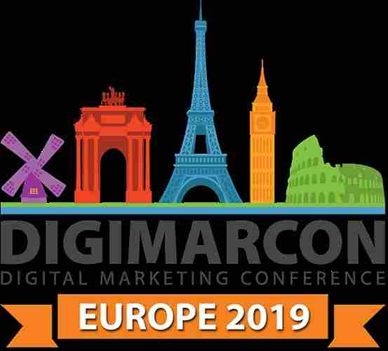 DigiMarCon Europe 2019 - Digital Marketing Conference & Exhibition