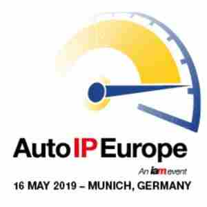 Auto IP Europe - 16 May 2019, Munich in München, on 16 May