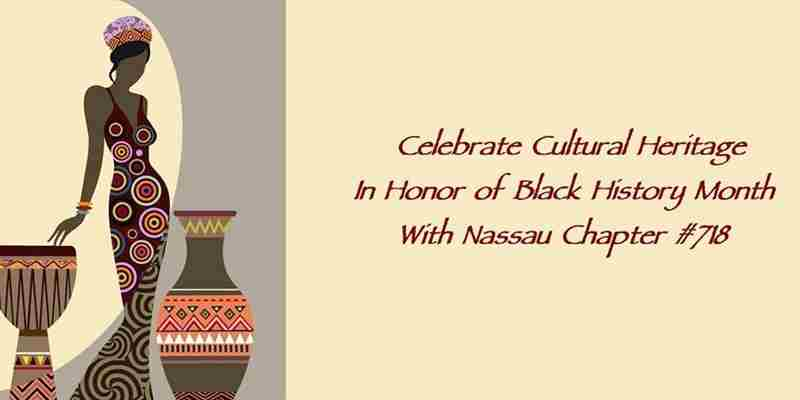 Celebrate Cultural Heritage In Honor of Black History Month in Baldwin on 19 Feb