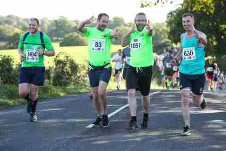 The 9th Tonbridge 2019 Half Marathon in Kent on 6 Oct