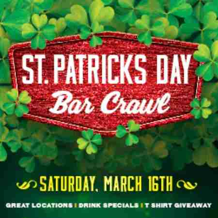 St. Patrick's Day Bar Crawl West Chester in West Chester on 16 Mar