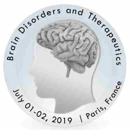 6th International Conference on Brain Disorders and Therapeutics in Noisy-le-Grand on 1 Jul