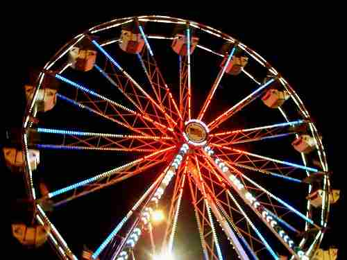 Festival Centre Spring Carnival 21 Mar