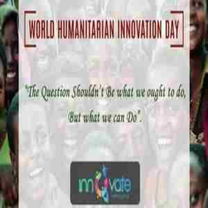 World Humanitarian Innovation Day in Münchenstein on 10 May