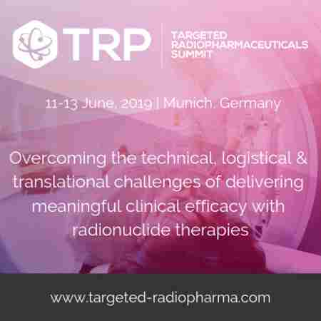 Targeted Radiopharmaceuticals Summit in München on 11 Jun