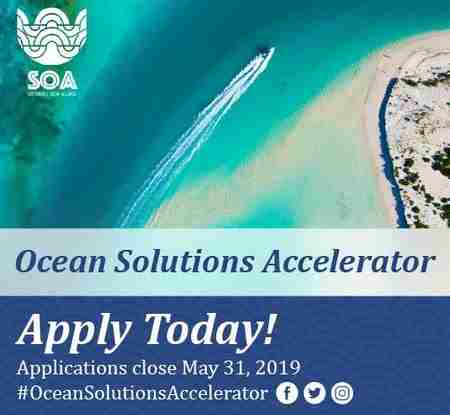 Ocean Solutions Accelerator in San Francisco on 3 Sep