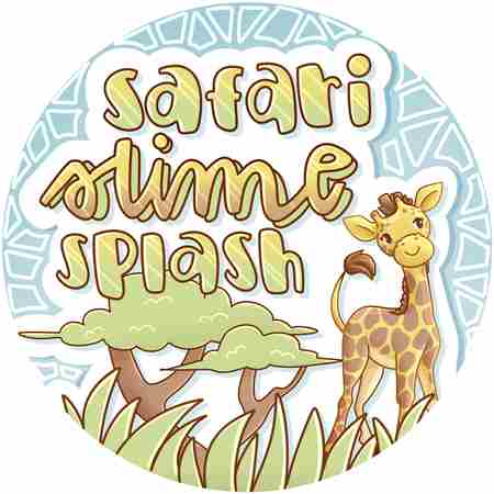 Safari Slime Splash in Pocono Summit on Saturday, May 25, 2019