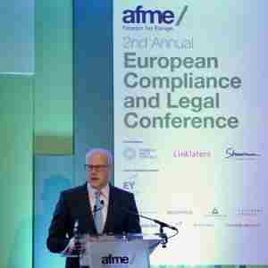 AFME European Compliance and Legal Conference, Paris, 2-4 October 2019 in Paris on Wednesday, October 2, 2019