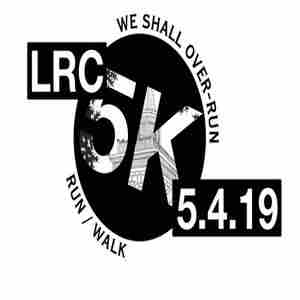 We Shall Over-Run 5K Race/Walk in Lebanon on 4 May