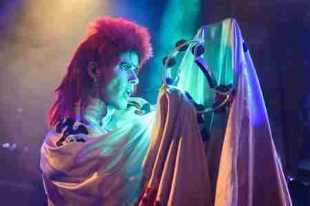 Absolute Bowie come to the Peak Cavern this July in Derbyshire on 6 Jul