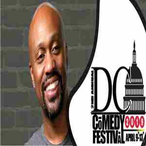 DC Comedy Festival:Tony Woods in Washington on 13 Apr