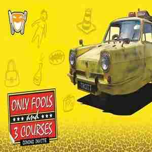 Only Fools and 3 Courses - Fathers Day Lunch 16th June in Southend-on-Sea on 16 Jun