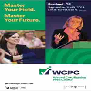 Wound Certification Prep Course - Portland, OR in Portland, on 14 Sep