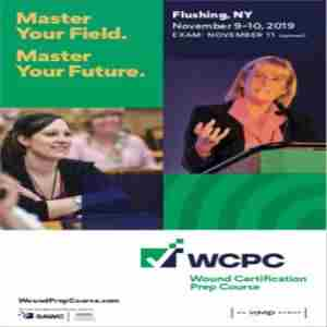 Wound Certification Prep Course - Flushing, NY in Flushing on 9 Nov