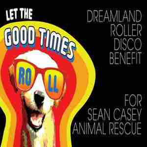 """Saturday Night Fever"" Roller Disco Benefit for Sean Casey Animal Rescue in Brooklyn on 24 Mar"