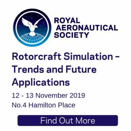 Rotorcraft Simulation - Trends and Future Applications in Greater London on 12 Nov