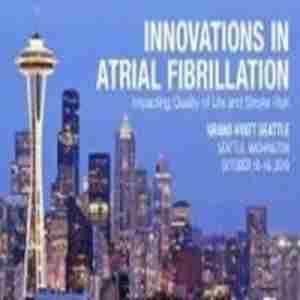 Atrial Fibrillation Management: Impacting Quality of Life and Stroke Risk in Seattle on 18 Oct