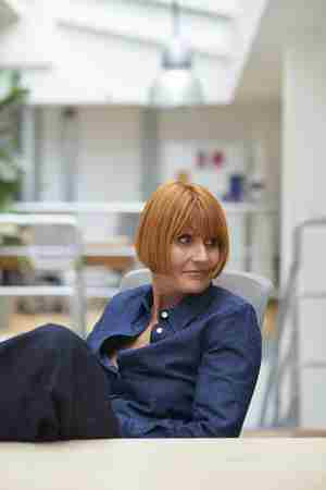 Mary Portas in Conversation in Southend-on-Sea on 13 May