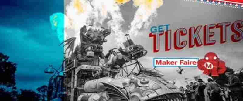 Maker Faire Bay Area-May 17-19, 2019 in San Mateo on 17 May