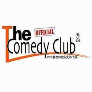 The Comedy Club Southend - Book A Live Comedy Show Friday 24th May in Southend-on-Sea on 24 May
