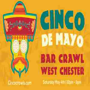 Cinco De Mayo Bar Crawl West Chester in West Chester on 4 May
