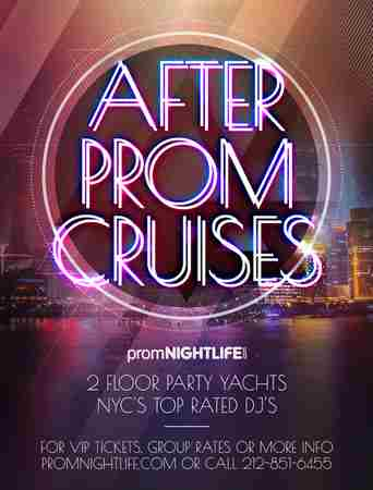 After Prom Cruises in New York City - Prom After Party Yacht Cruise in New York on 27 Jun