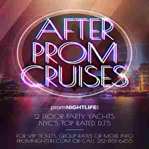 After Prom Cruises in New York City - Prom After Party Yacht Cruise in New York in New York on 27 Jun