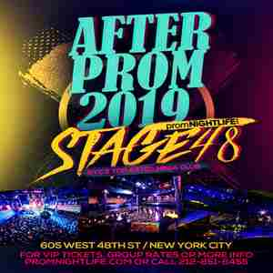 Stage 48 After Prom New York City Nightclub in New York in New York on Thursday, June 20, 2019