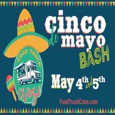 Cinco De Mayo Bash Presented by Food Truck Craze in Oaks on 4 May