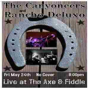 Rancho Deluxo and the Canyoneers 2019 in Cottage Grove on 24 May