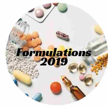Formulations and Drug Delivery Forum in Paris on 18 Oct