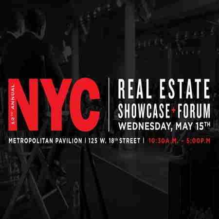 The Real Deal NYC Real Estate Showcase + Forum - May 15, 2019 in New York on 15 May