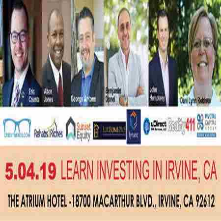 Realty 411 Real Estate Expo Irvine in Irvine on 4 May