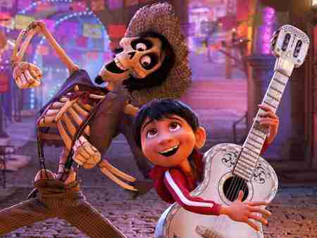 Film: Coco Baby Friendly Cinema presented by White Bus Cinema in Southend-on-Sea on 2 Jun