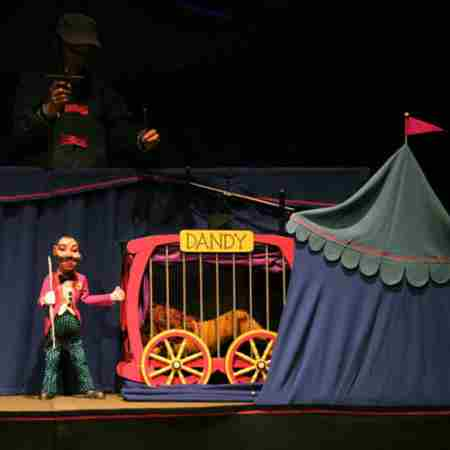 The DaSilva Marionette Circus in Southend-on-Sea on Sunday, June 9, 2019