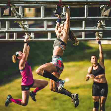 Spartan Race Virginia Super and Sprint 2019 in Arrington on 26 Oct