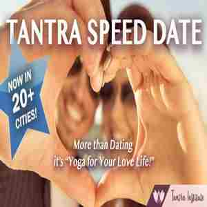 Tantra Speed Date - New York - Ages 30-45 in New York on Saturday, June 15, 2019