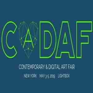 CADAF NYC - The Only Art Fair Focused on New Technologies - May 4-5, 2019 in New York on 4 May