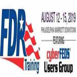 FDR Training 2019 in Philadelphia on Monday, August 12, 2019