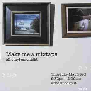 Make me a mixtape - Emonight SF in San Francisco on 23 May