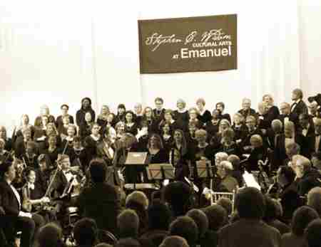 "Mineola Choral Society presents ""...Let Freedom Ring!"" at Emanuel of GN in Great Neck on 5 May"