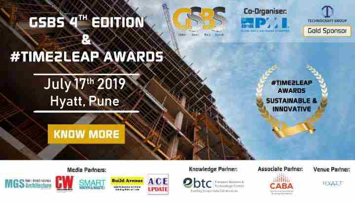 Global Smart Build Summit 4th Edition in Pune on 17 Jul