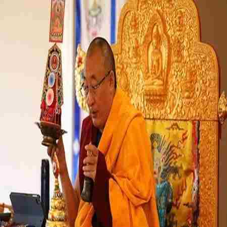 Ancient Wisdom for Modern Times: Shambhala and World Peace Khentrul Rinpoche in New York on 9 Aug