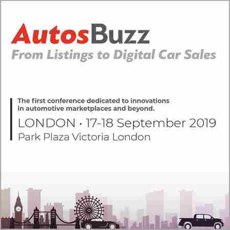 AutosBuzz London 2019 in Greater London on Tuesday, September 17, 2019